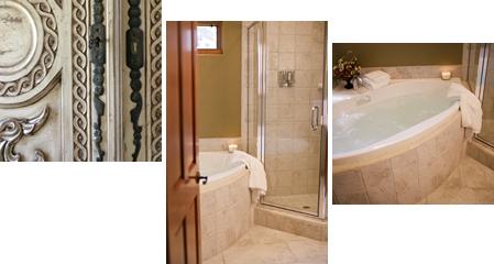 Cortona Bathroom Canyon Villa